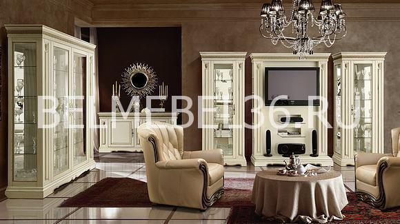 Гостиная «Милана»   Белорусская мебель в Воронеже