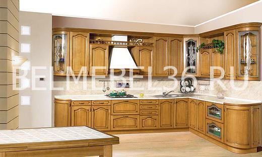 Кухня «Элегия-люкс» вил | Белорусская мебель в Воронеже