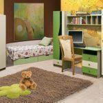 """Мебель для детской комнаты """"Бонни"""""""