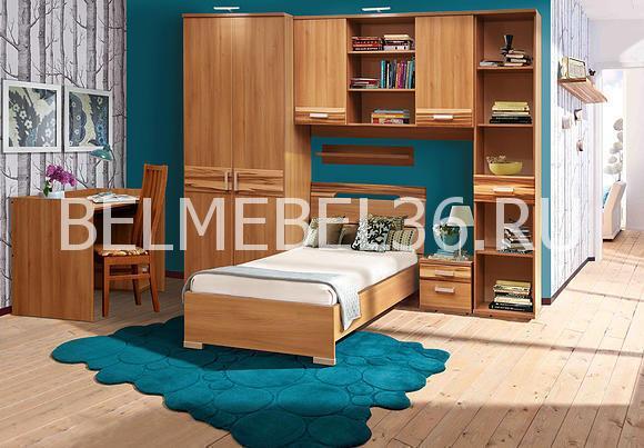 Мебель для подростка «Анастасия 1» П364.06 б/матр.   Белорусская мебель в Воронеже