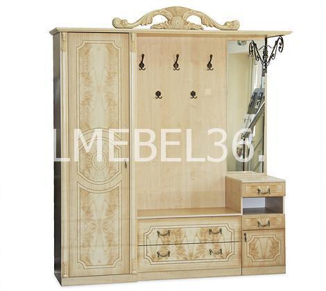 Прихожая «Миланш №1»   Белорусская мебель в Воронеже