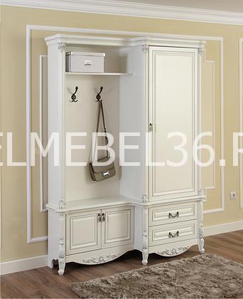 Прихожая «Вольпи»   Белорусская мебель в Воронеже