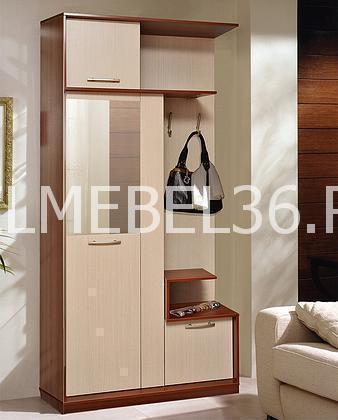 Прихожая Эльба 4 П-217.04   Белорусская мебель в Воронеже