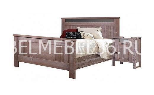 Спальня «Доминика», БМ-2124, БМ-2109, БМ-2091-2шт., БМ-2089, БМ-2107   Белорусская мебель в Воронеже