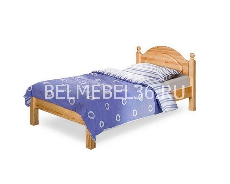 Кровать односпальная «Лотос» Б-1089-08,-05   Белорусская мебель в Воронеже