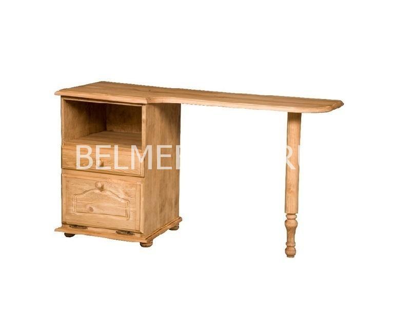 Стол туалетный «Лотос» БМ-1648 | Белорусская мебель в Воронеже