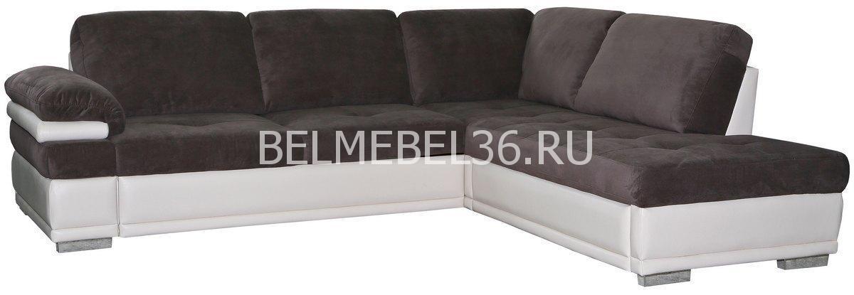 Диван Арена (угловой) на основе эластичного пенополиуретана П-Д090 | Белорусская мебель в Воронеже