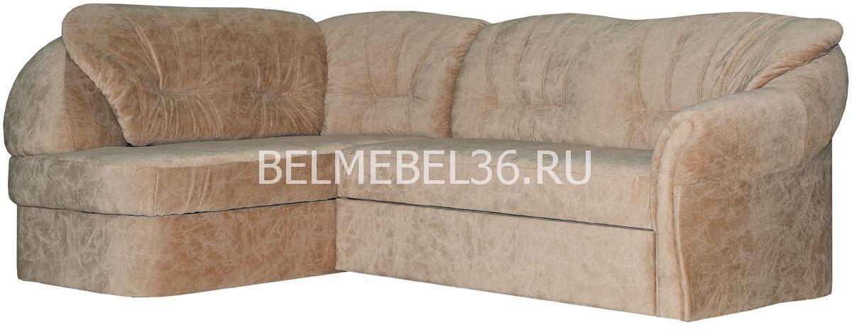 Диван Аляска (угловой) на основе пружинного блока П-Д119 | Белорусская мебель в Воронеже