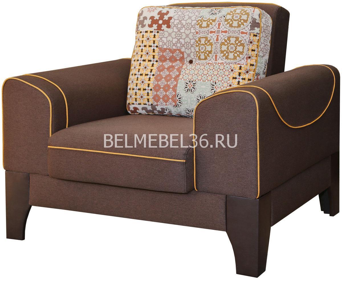 Кресло Амели-12 на основе пружинного блока | Белорусская мебель в Воронеже