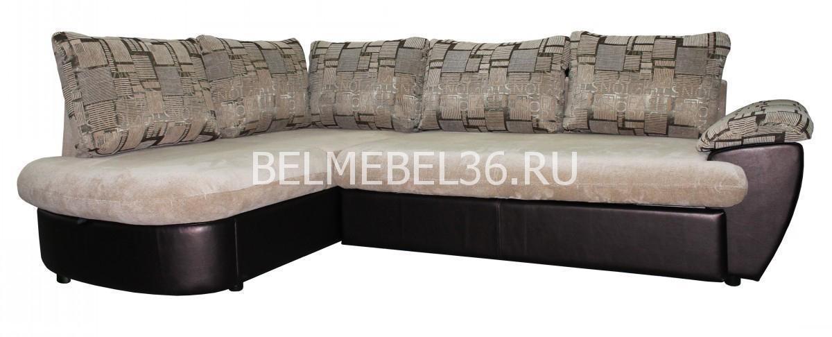 Диван Анабель (угловой) П-Д110 | Белорусская мебель в Воронеже
