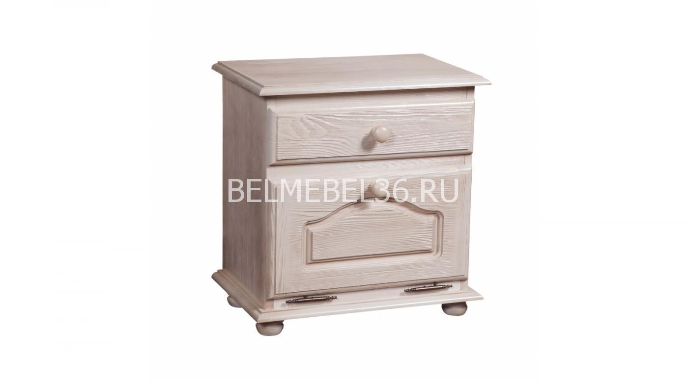 Тумба прикроватная «Лотос» браш.Б-1093   Белорусская мебель в Воронеже