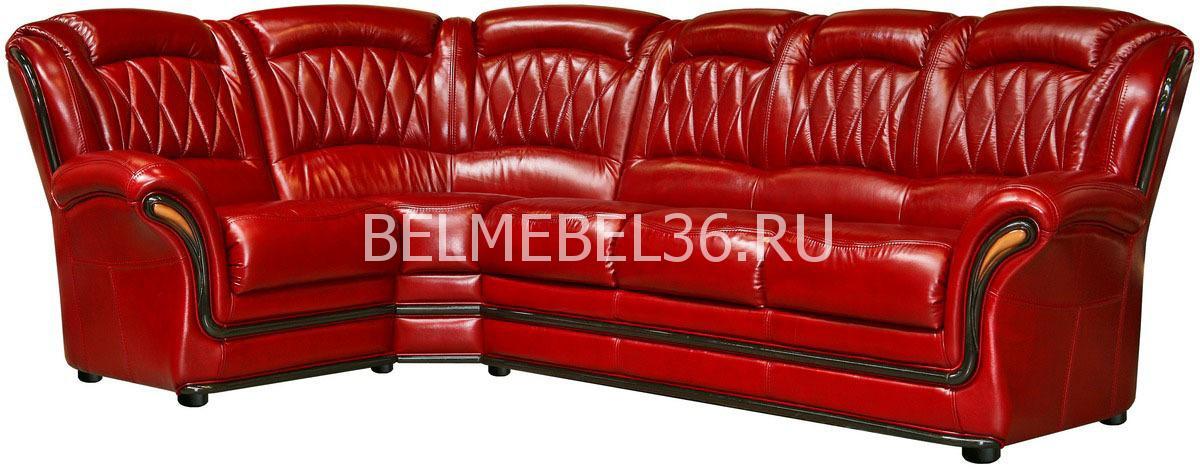 Диван Бакарди (угловой) П-Д059   Белорусская мебель в Воронеже