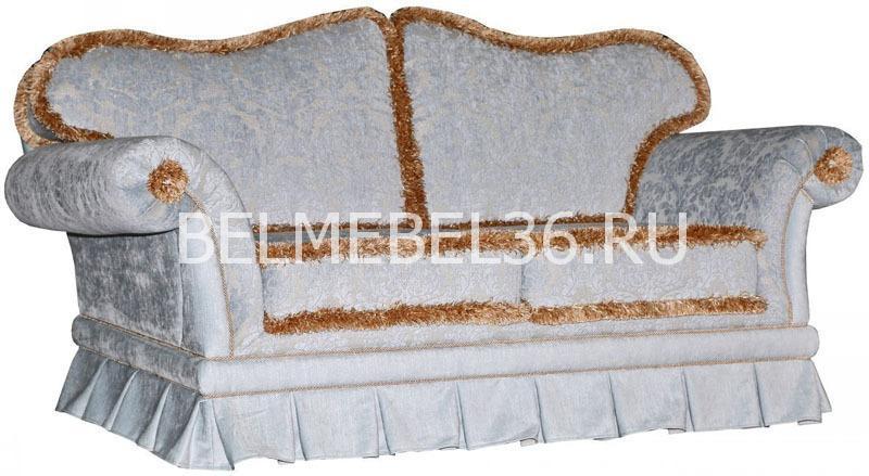 Диван Белла-1 (22) на основе эластичного пенополиуретана П-Д007   Белорусская мебель в Воронеже