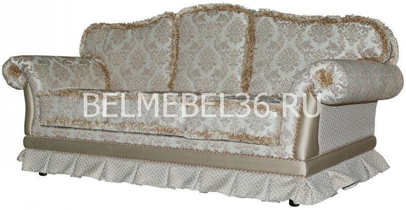 Диван Белла 2 (3М) П-Д009   Белорусская мебель в Воронеже