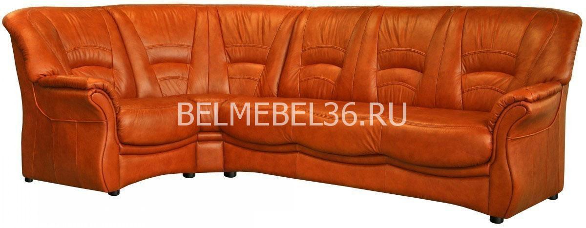 Диван Биарриц (угловой) П-Д055   Белорусская мебель в Воронеже
