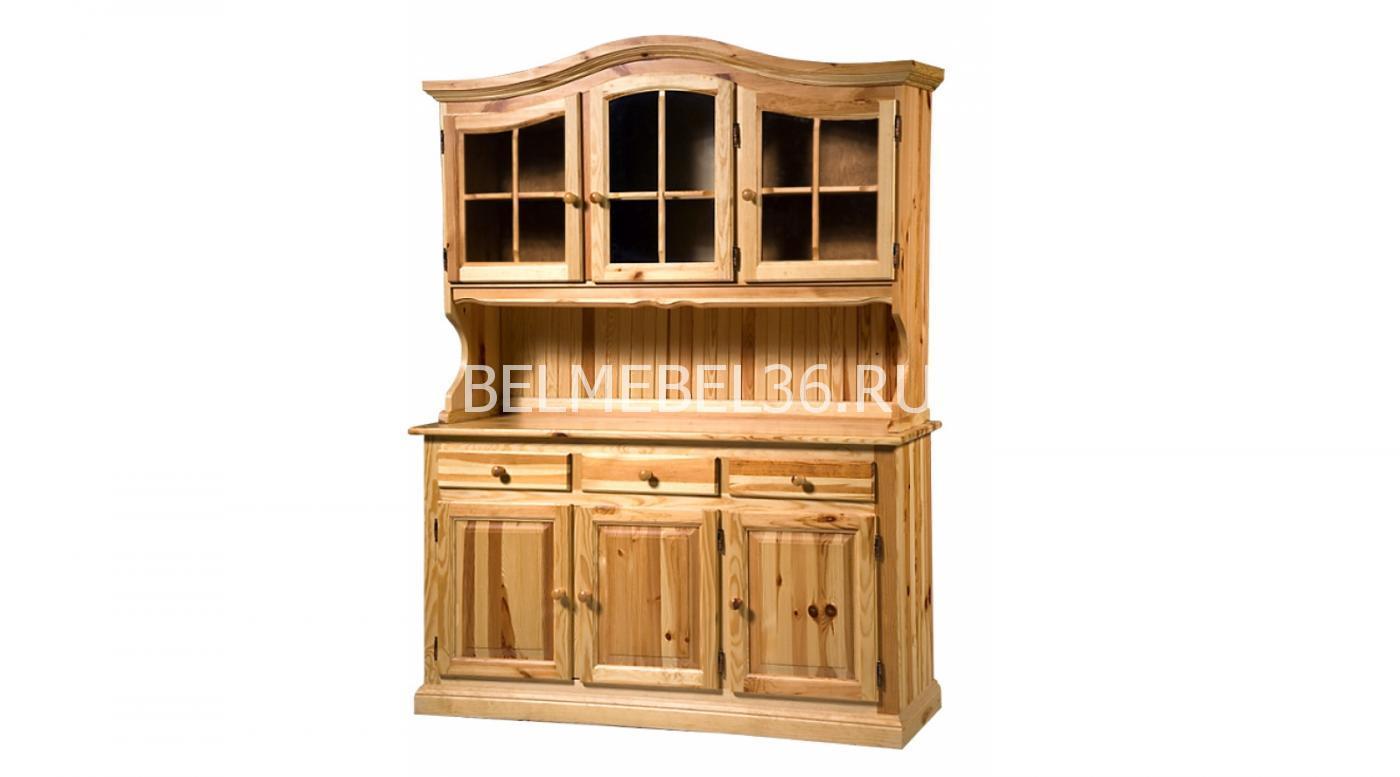 Буфет 3-х дверный Б-12   Белорусская мебель в Воронеже