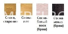 Шкаф 3-х дверный с ящиками «Лотос» БМ-2191 | Белорусская мебель в Воронеже
