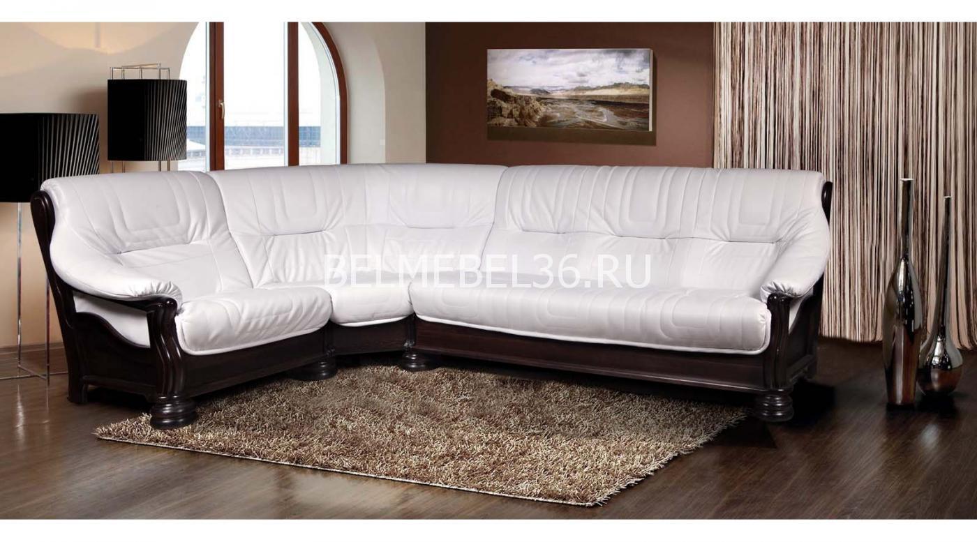 ДИВАН УГЛОВОЙ (3У2, 3У1) ЦЕЗАРЬ П-Д019 | Белорусская мебель в Воронеже