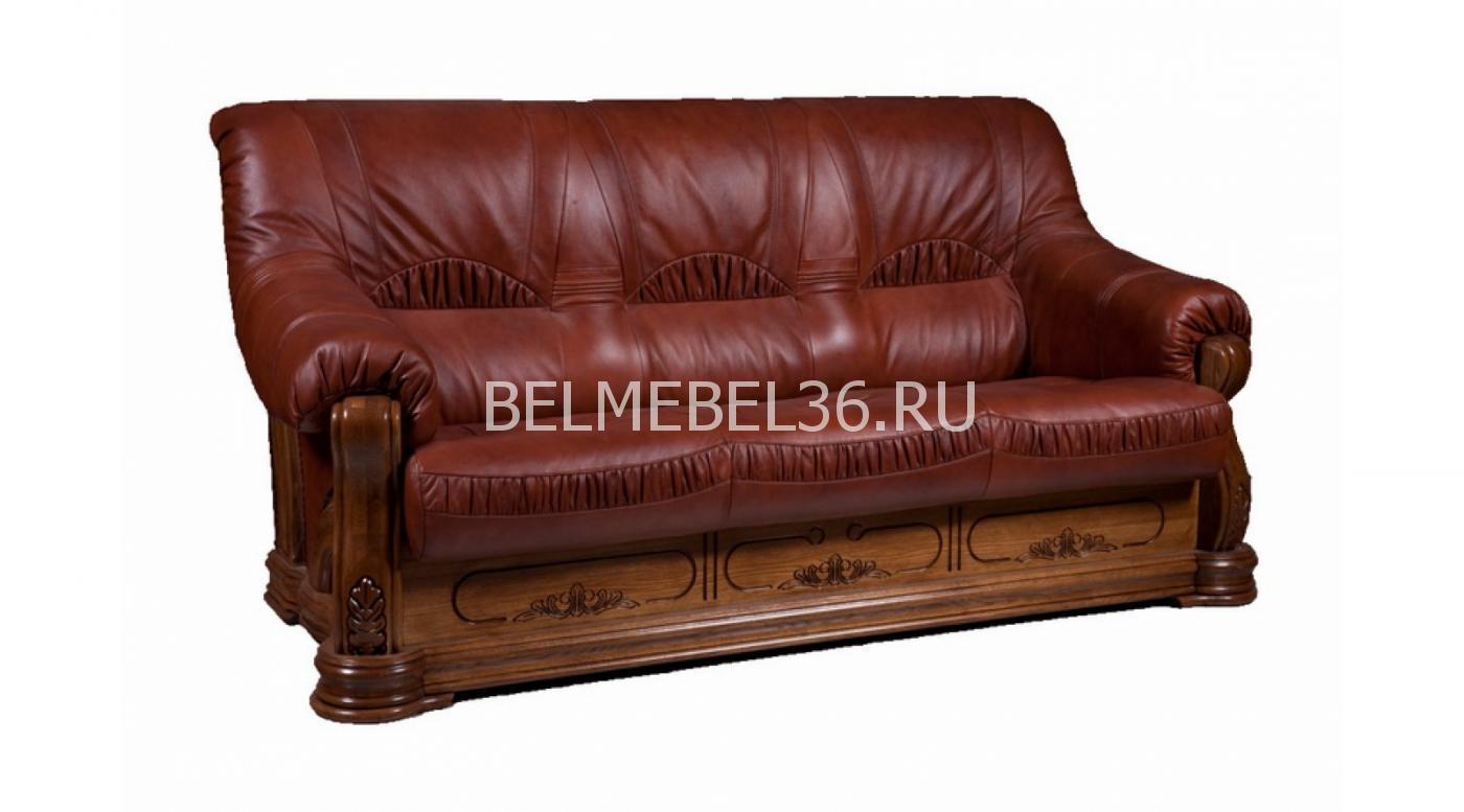Диван-кровать 3х местный, Айвенго БМ-1761-00(К)   Белорусская мебель в Воронеже