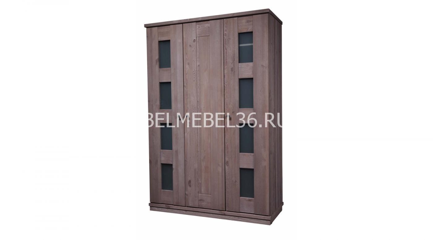 Шкаф 3-х дверный «Доминика» БМ-2121   Белорусская мебель в Воронеже