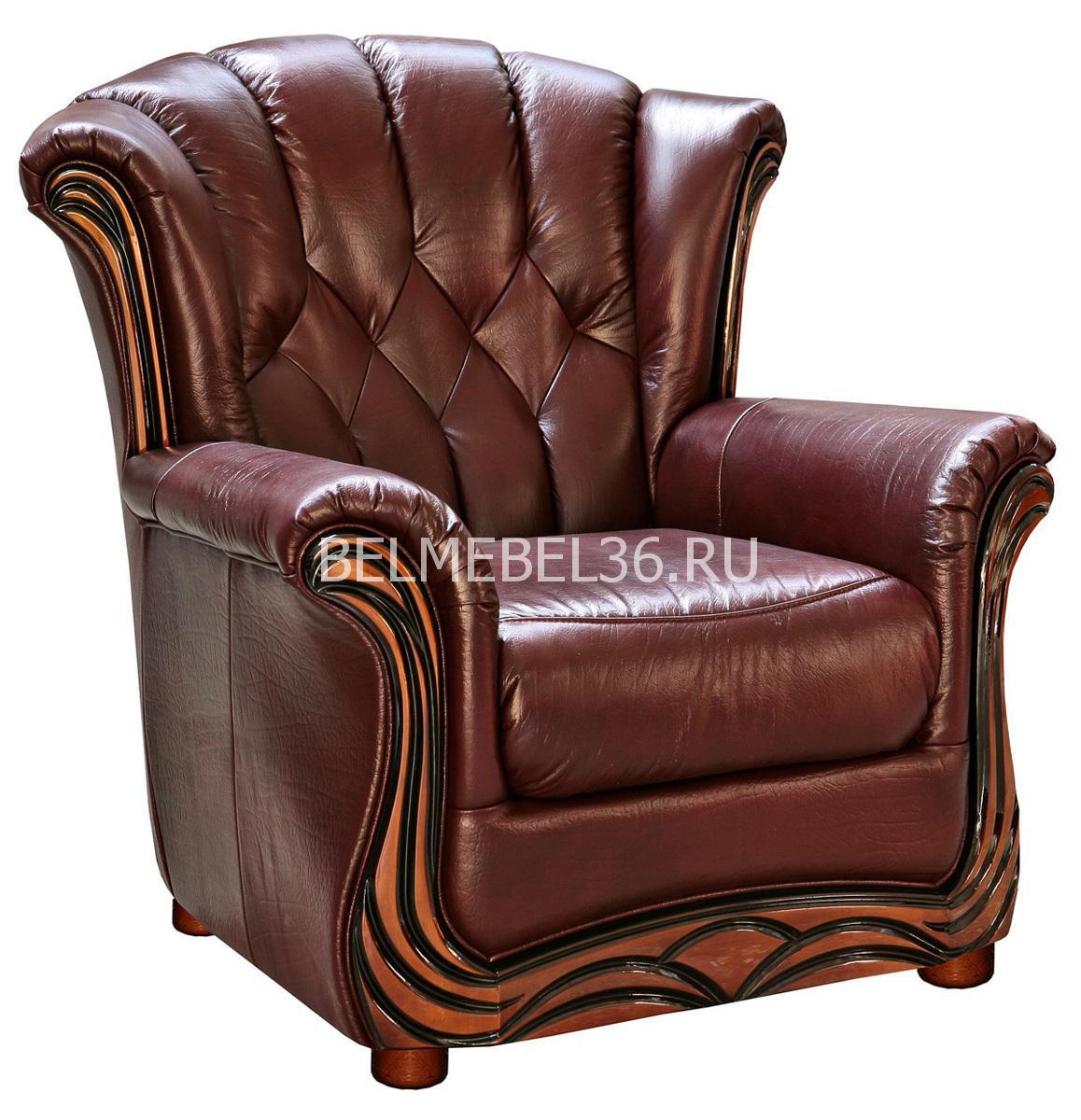 Кресло Европа (12) П-Д061 | Белорусская мебель в Воронеже