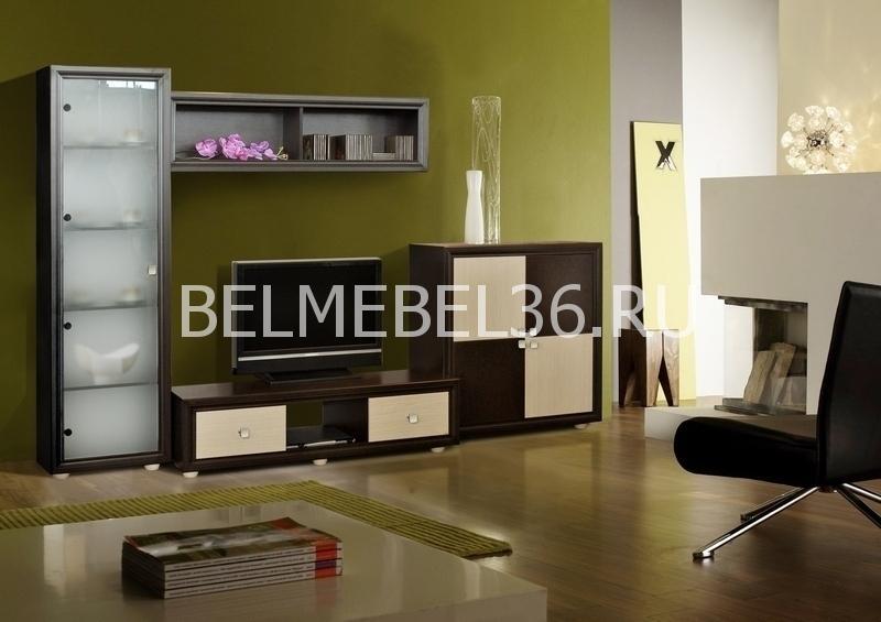 Гостиная Домино 1 П- 025.Н1   Белорусская мебель в Воронеже