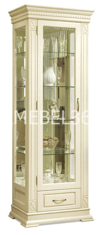 Гостиная Верди Т1 (слоновая кость) ВердиТ1П-398.Н1 | Белорусская мебель в Воронеже