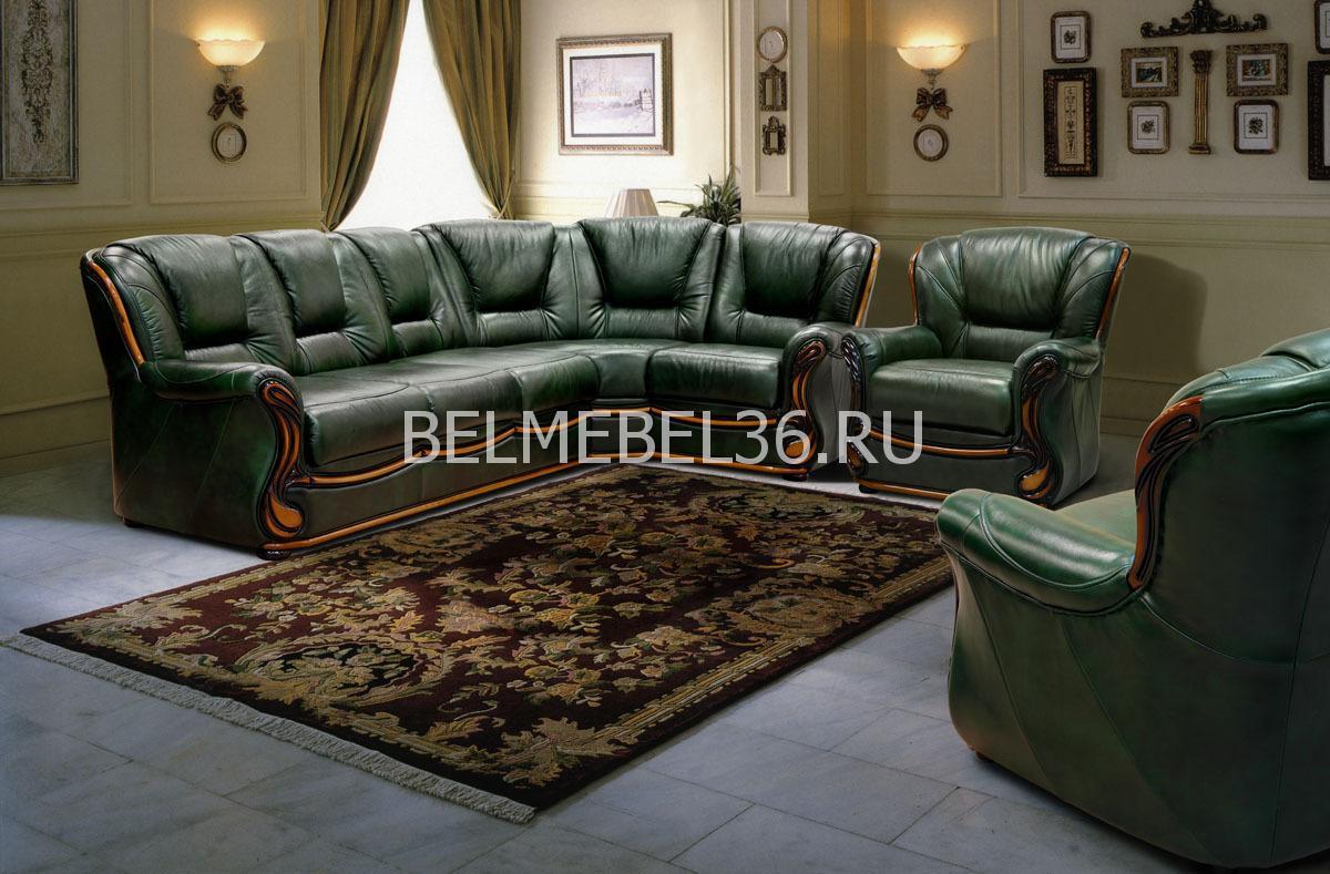 Диван угловой Изабель 2 П-Д067   Белорусская мебель в Воронеже