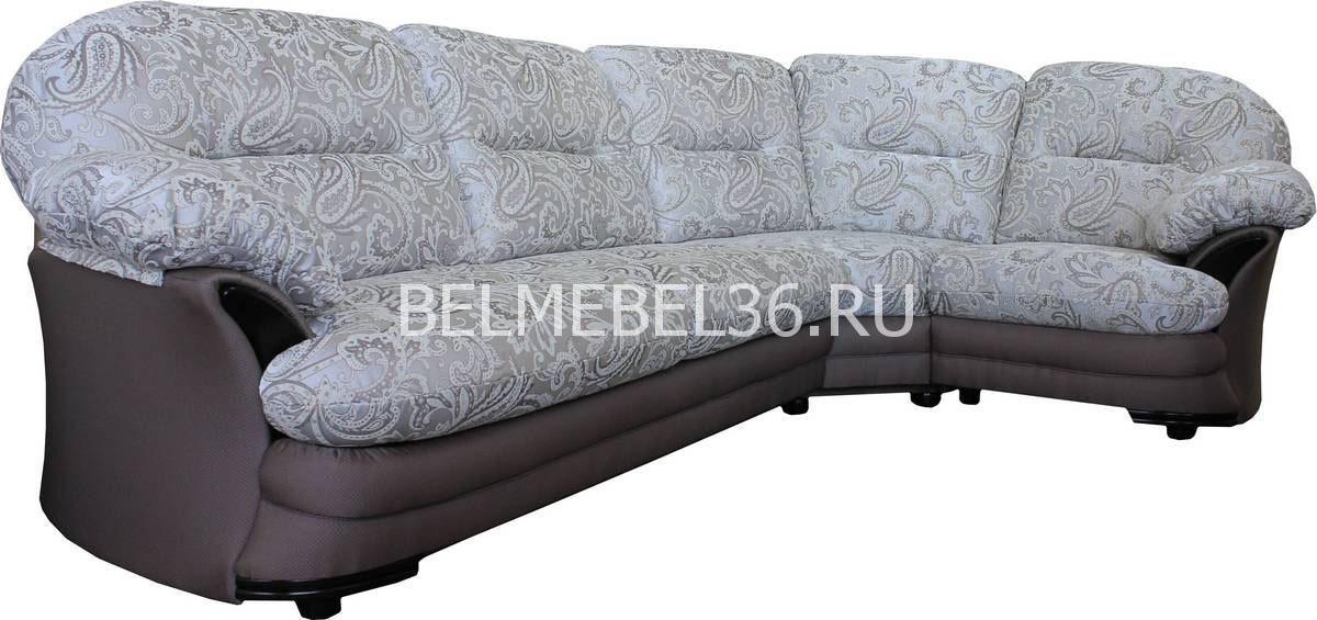 Диван Йорк (угловой) П-Д041   Белорусская мебель в Воронеже