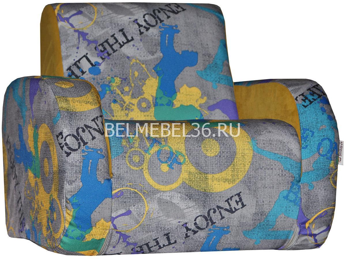 Кресло детское Карлсон (12) П-Д176 | Белорусская мебель в Воронеже