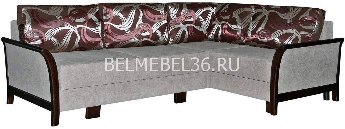 Диван угловой Канон 1 П-Д126   Белорусская мебель в Воронеже