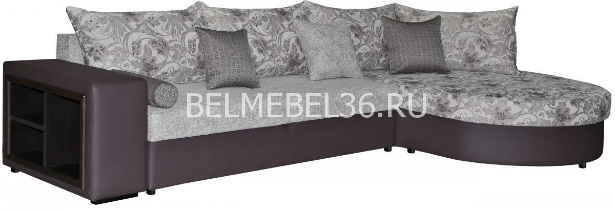 Диван Каролина (угловой) П-Д093   Белорусская мебель в Воронеже