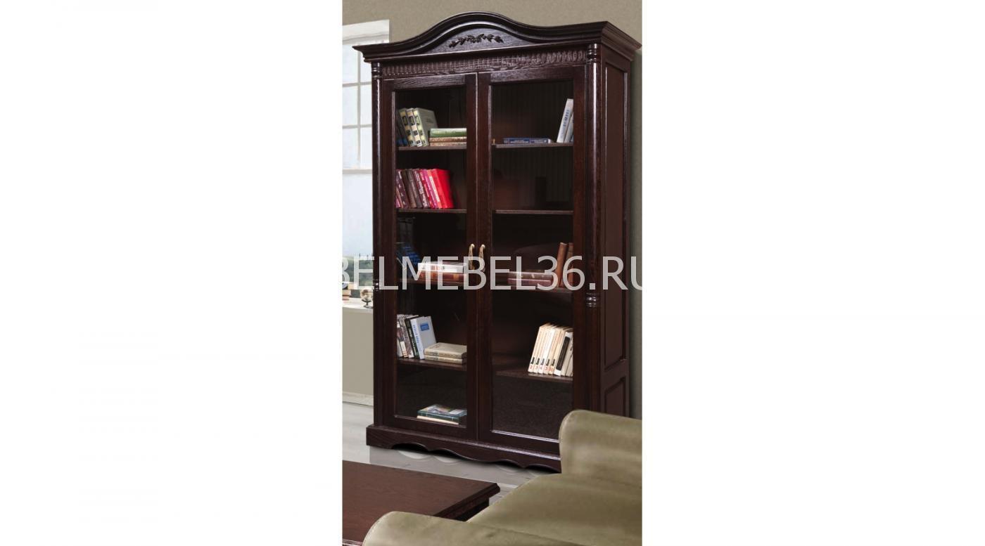 Книжный шкаф «Паола» БМ-2128 | Белорусская мебель в Воронеже