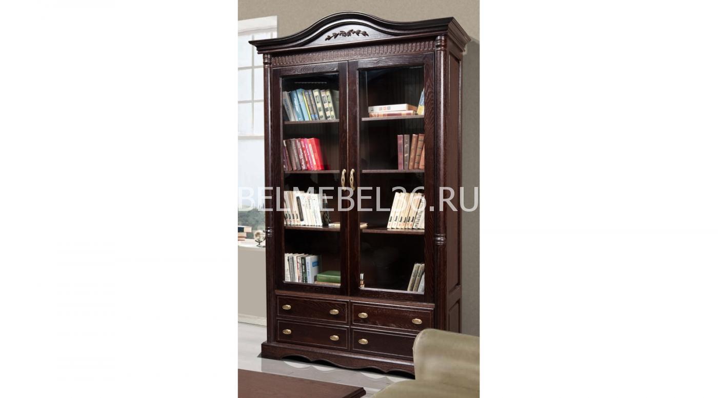 Книжный шкаф «Паола» БМ-2151   Белорусская мебель в Воронеже