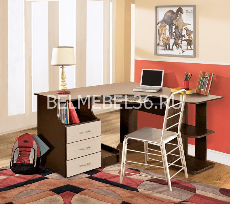 Компьютерный стол Формат П-010.02 | Белорусская мебель в Воронеже