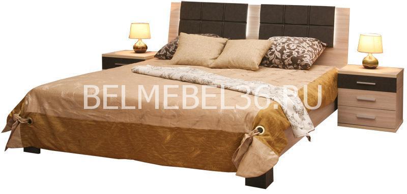 Кровать Дана П-260.51   Белорусская мебель в Воронеже