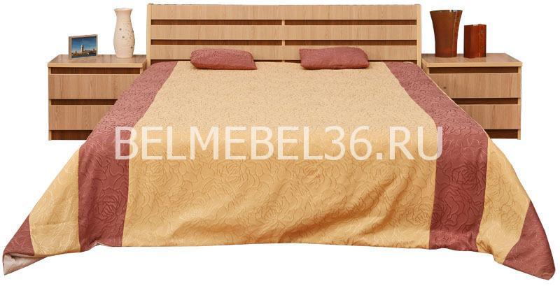 Кровать двойная Энигма П-030.37М   Белорусская мебель в Воронеже