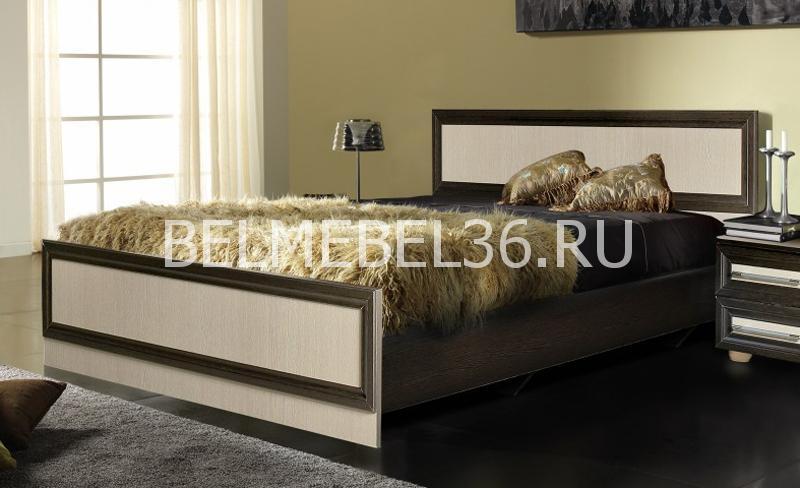 Кровать двойная Ника П-024.06   Белорусская мебель в Воронеже