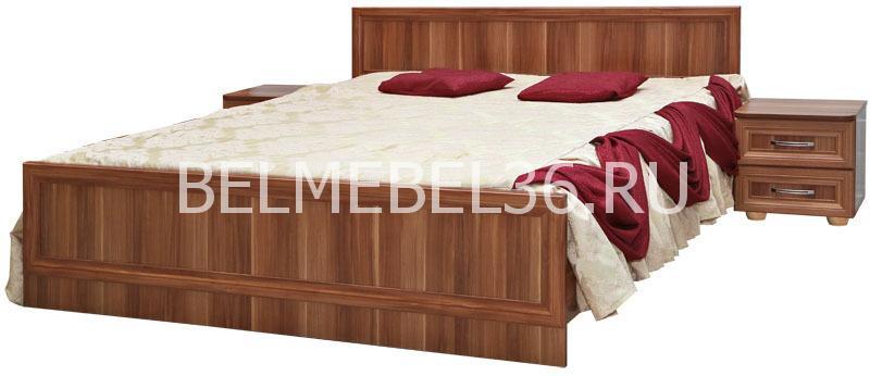 Кровать двойная Токио П-044.06К | Белорусская мебель в Воронеже