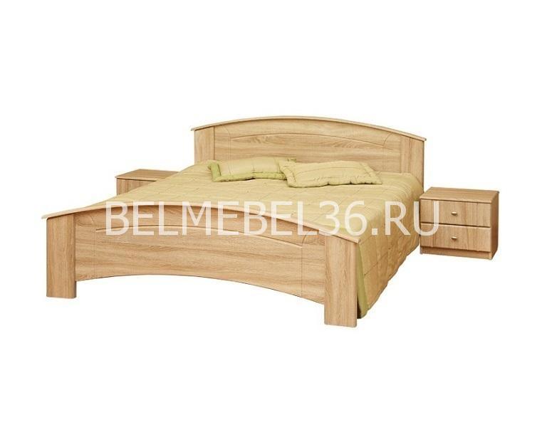 Кровать 2-спальная Ассоль П-372.08 | Белорусская мебель в Воронеже