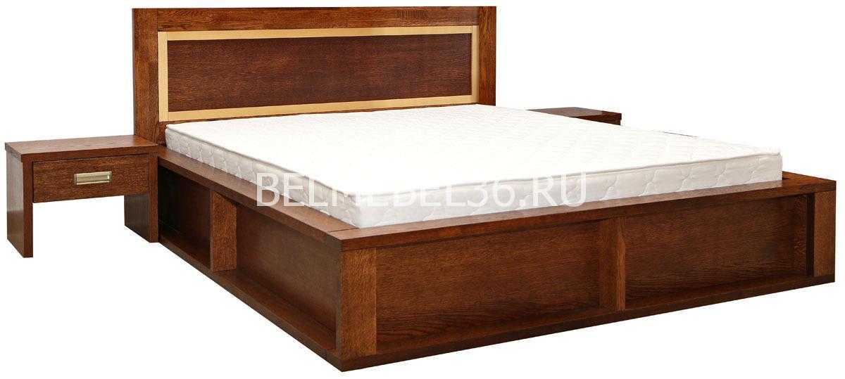Кровать Луксор П-475.05 | Белорусская мебель в Воронеже