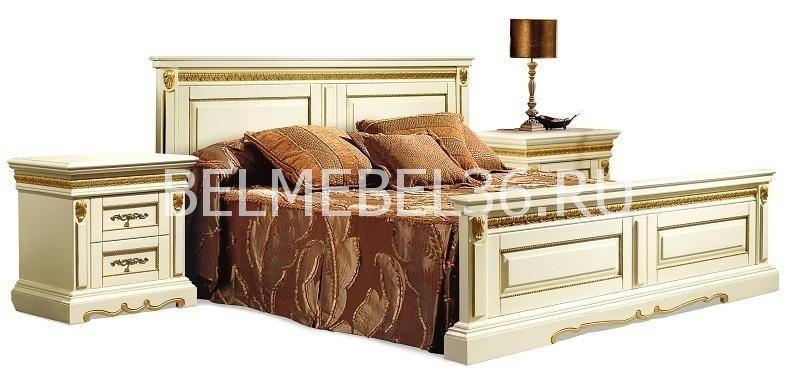 Кровать Милана 18 П-294.06м   Белорусская мебель в Воронеже
