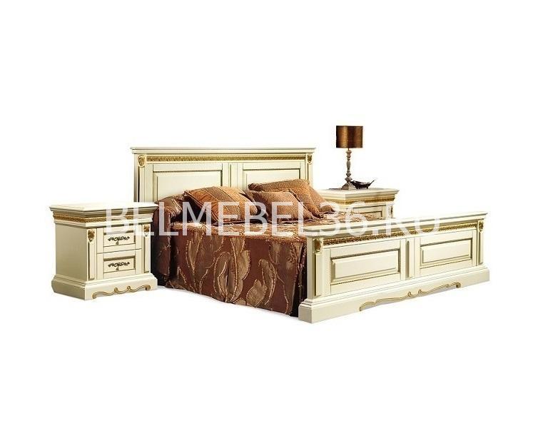 Кровать Милана 16 П-294.05м | Белорусская мебель в Воронеже