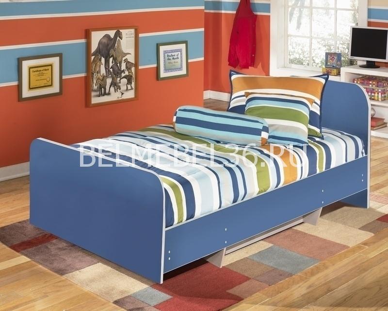 Кровать Милый Бэби П-206.07-1 | Белорусская мебель в Воронеже