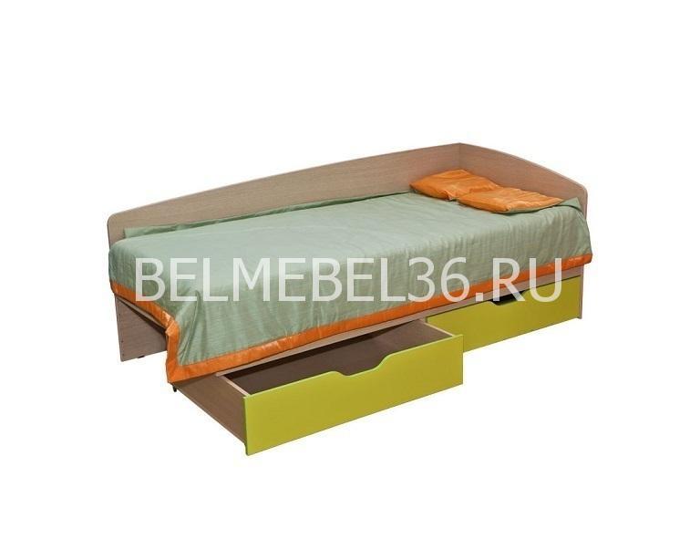 Кровать одинарная Бонни П-027.01   Белорусская мебель в Воронеже