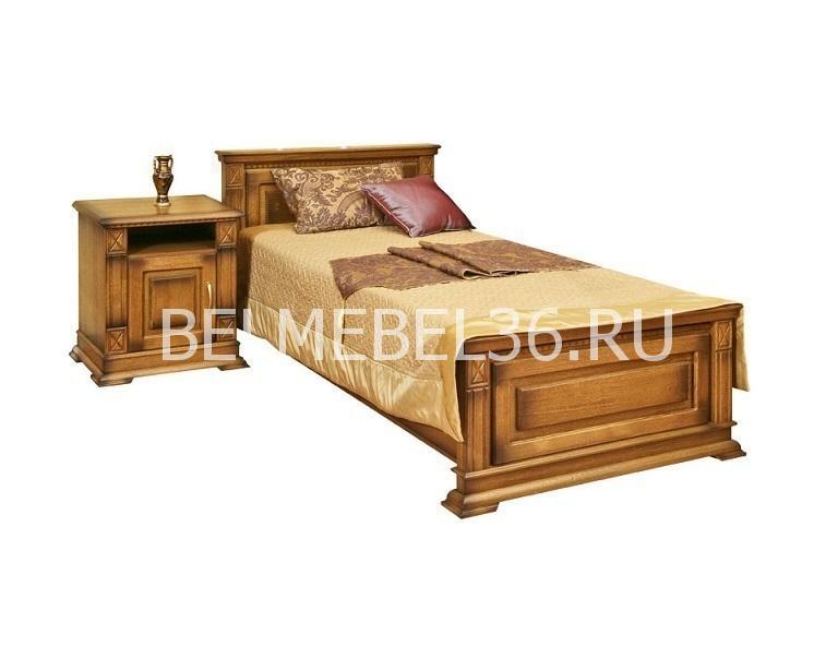 Кровать односпальная Верди 8 П-434.04м | Белорусская мебель в Воронеже