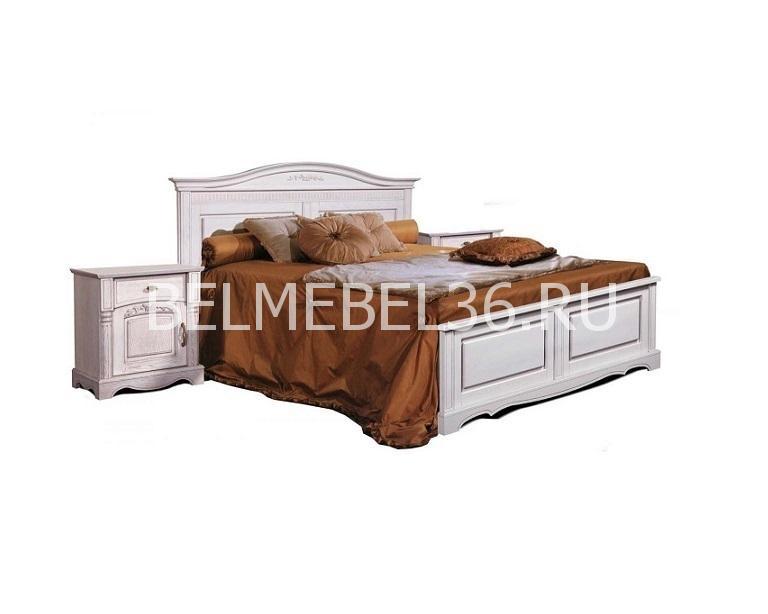 Кровать двуспальная»Паола», БМ-2167   Белорусская мебель в Воронеже