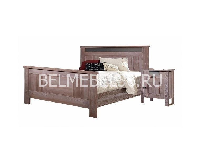 Кровать двухспальная «Доминика» БМ-2089 | Белорусская мебель в Воронеже