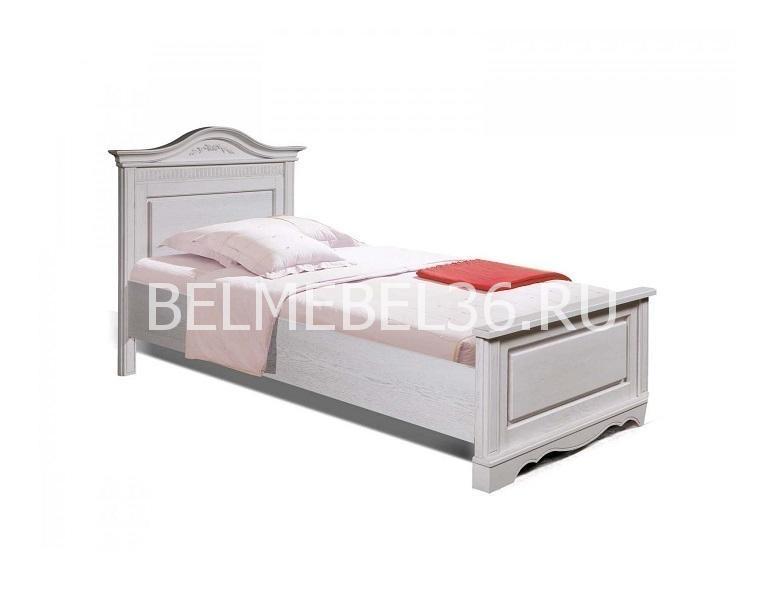 Кровать односпальная «Паола» БМ-2168   Белорусская мебель в Воронеже