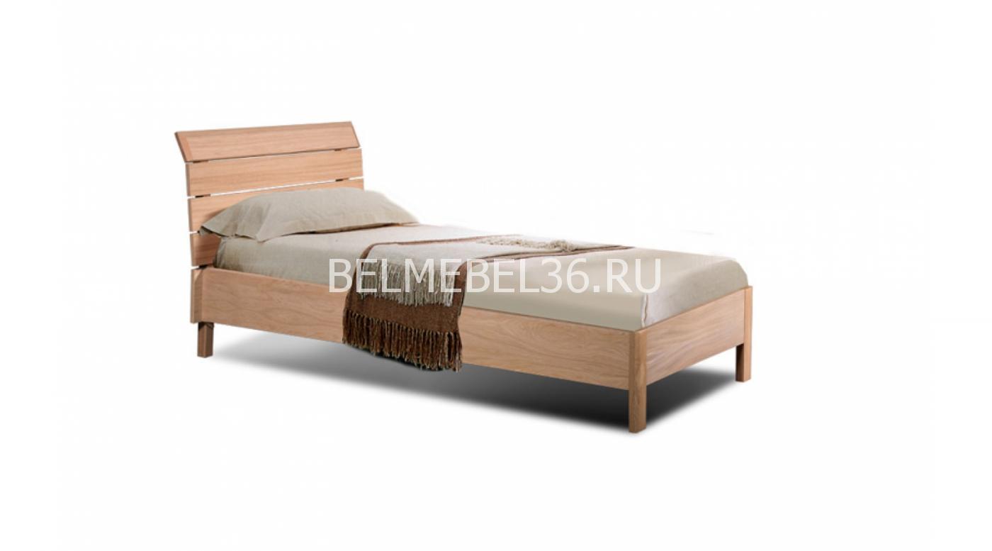 Кровать односпальная»Валенсия» БМ-1749   Белорусская мебель в Воронеже